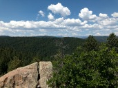 Another view from the top of Carpenter Peak